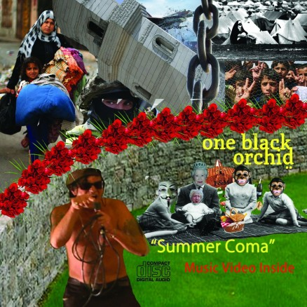 Summer Coma Indie Rock Protest Music Album